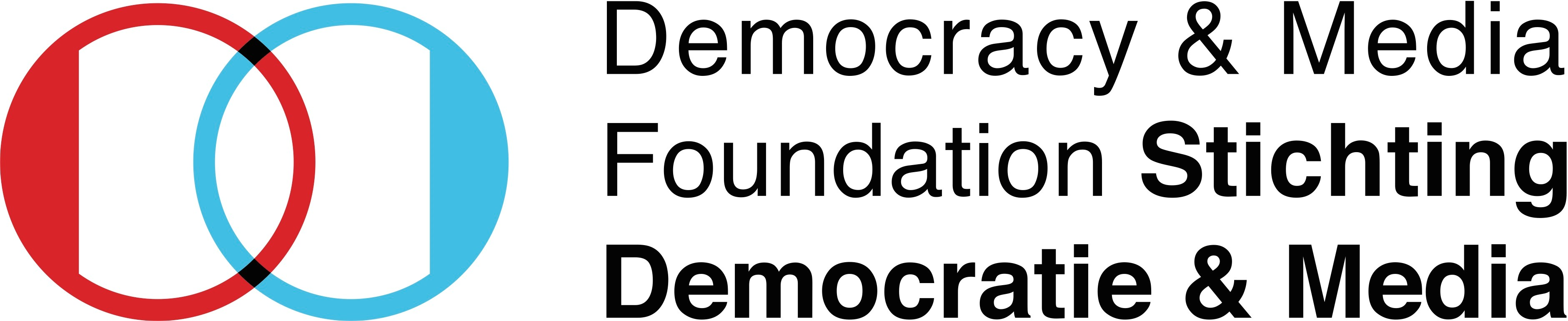 Democratie-en-media-logo