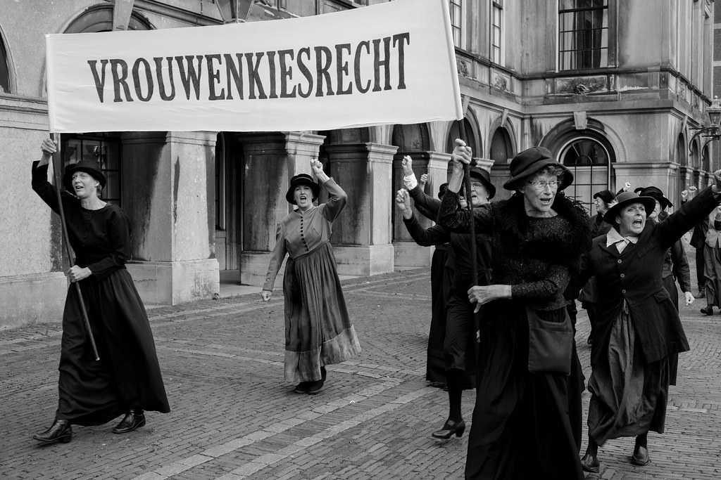 De vrouwen van het Binnenhof