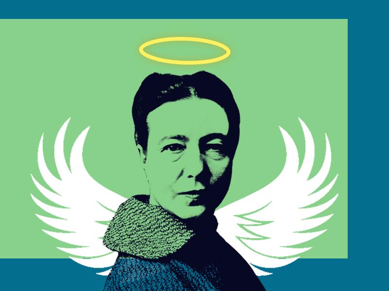 Bucketlist Filosofie: Simone de Beauvoir